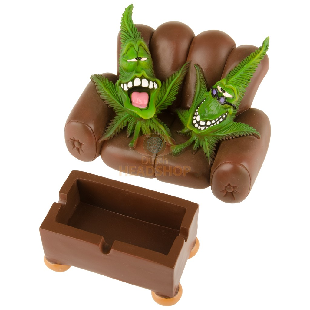 Cannabuds Ashtray or Stash - Couch