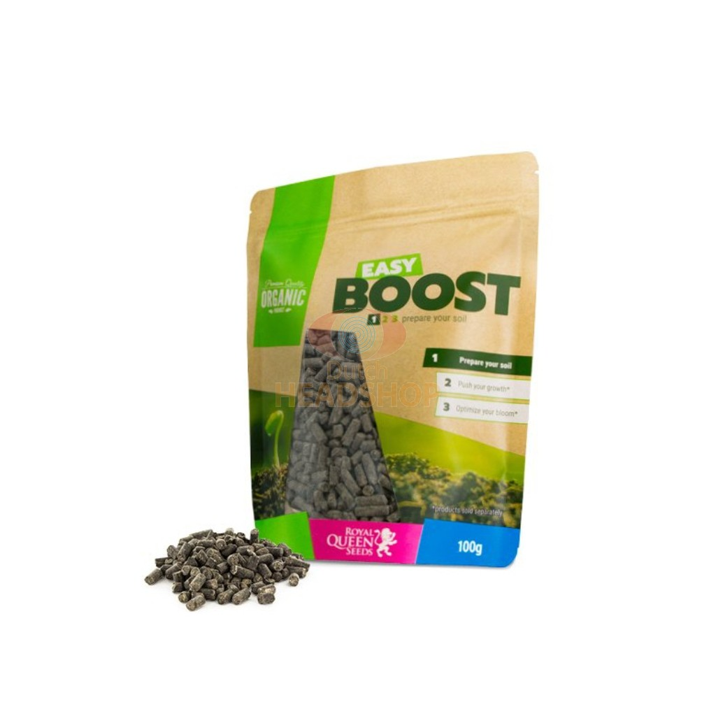 Easy Boost Organic Fertilizer (Royal Queen Seeds)