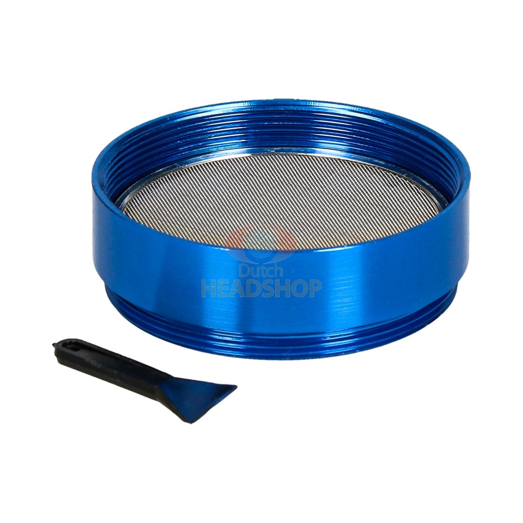 Aluminum Grinder 4 parts (Dutch-Headshop) 50 mm