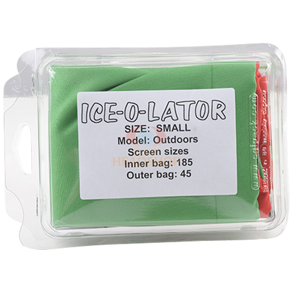 Ice-O-Lator small outdoor