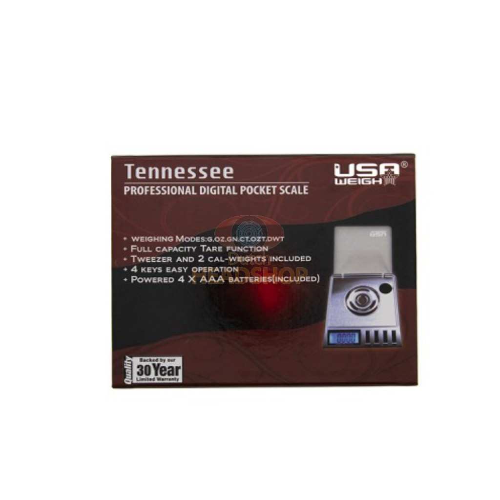 Milligram Scale Tennessee 20 (USA Weigh) 0,001
