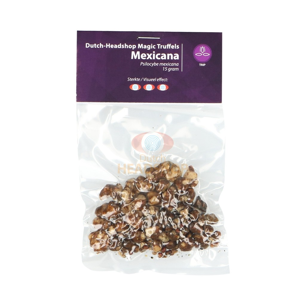 Magic Truffles Mexicana (Private Label) 15 gram