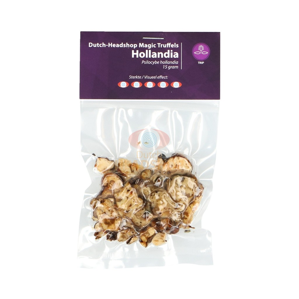 Magic Truffles Hollandia (Private Label) 15 gram