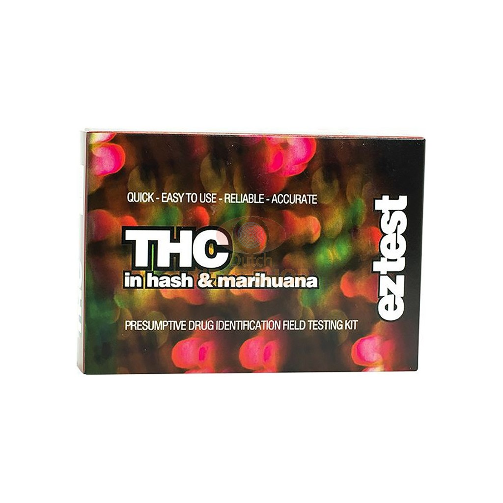 Drugtest for THC (EZ Test)