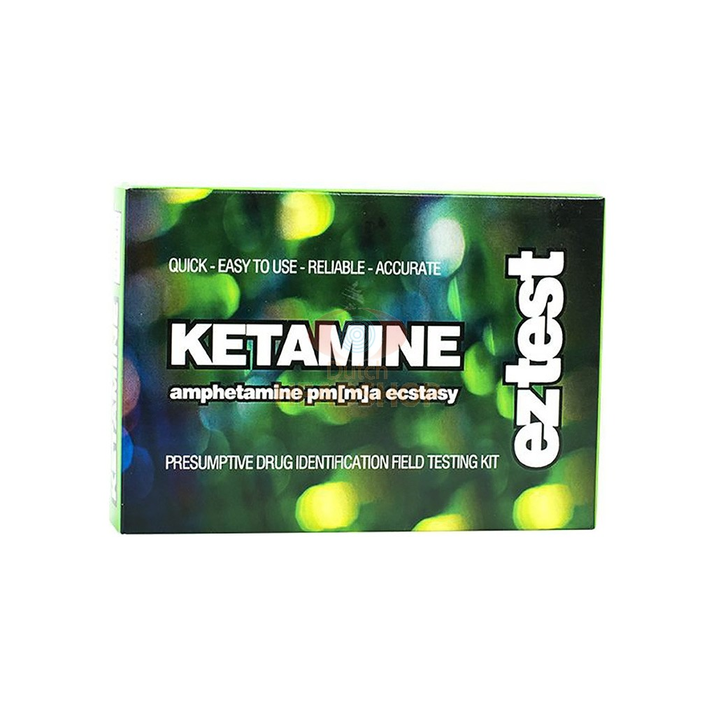 Drugtest for Ketamine (EZ Test)