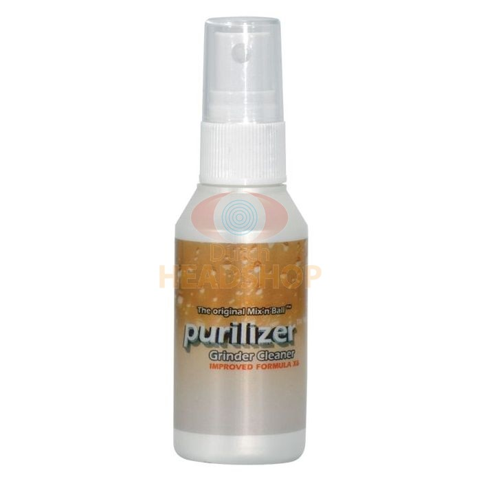 Grinder Cleaner | Purilizer (Mix'n Ball) 50 ml