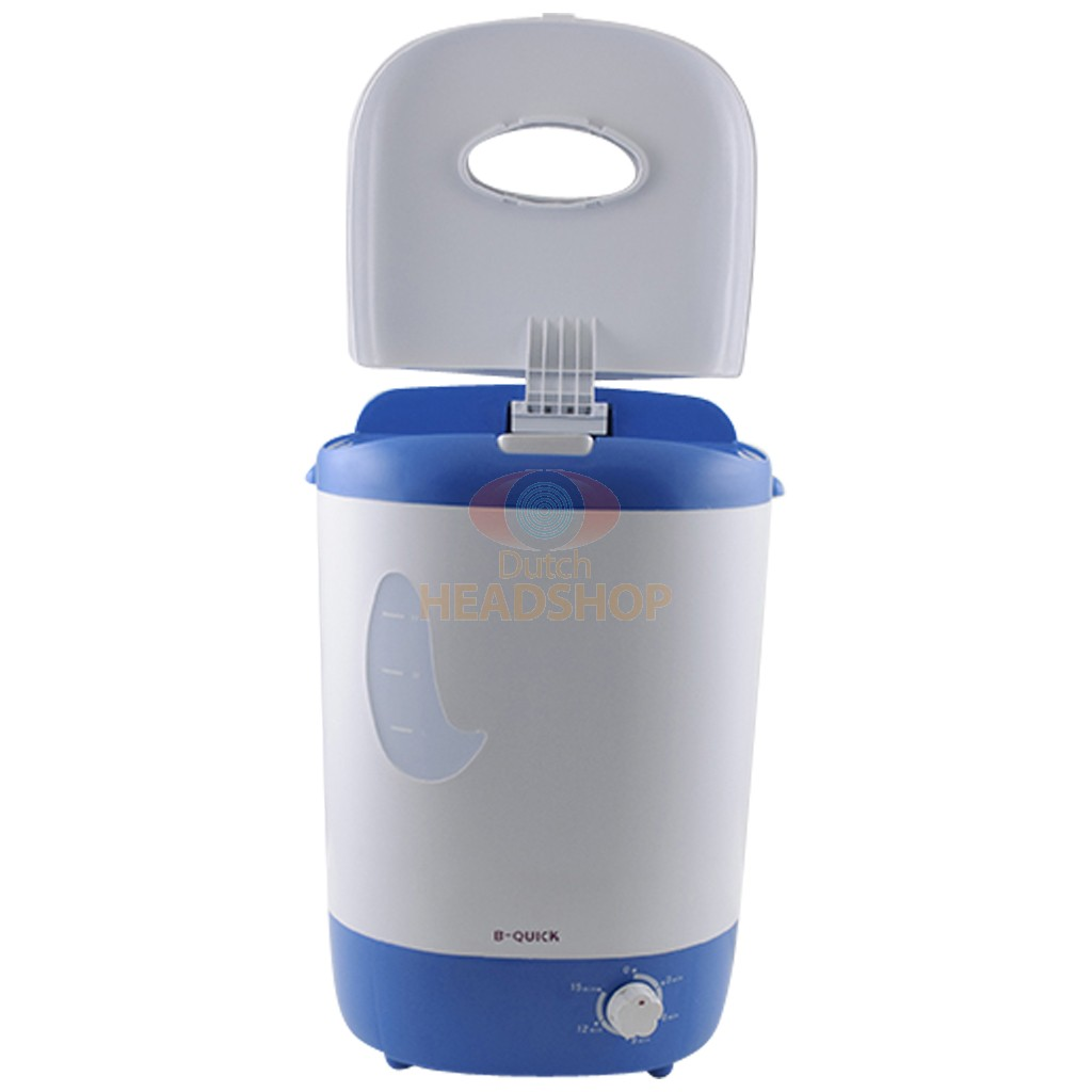 Bubbleator B-Quick incl mini-crystals bag