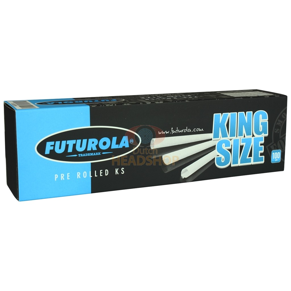 Cones King-Size Joint Tubes (Futurola) 109 mm