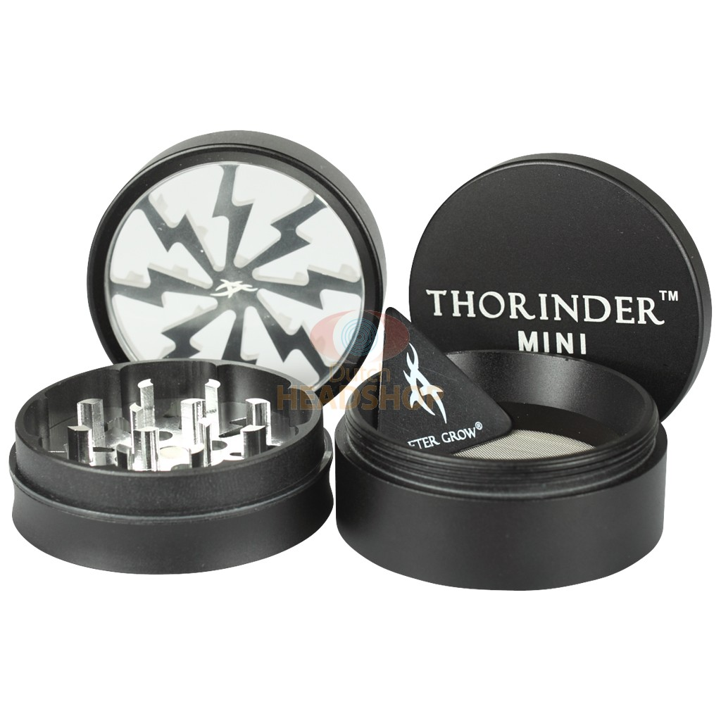 Aluminium Grinder Thorinder 4 parts (After Grow) 50 mm