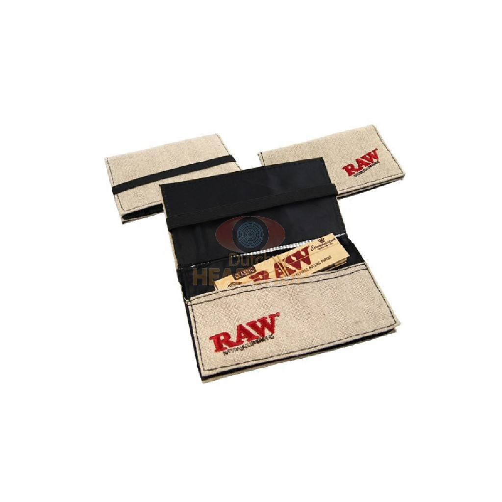 Rolling Pouch / Smoking Wallet (RAW)