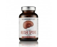 Reishi Spore | Organic (Mushrooms4Life) 60 caps