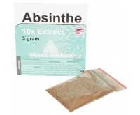 Absinthe (Wormwood) Extract 10x (Mystic Herbs) 5 grams
