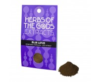 Blue Lotus extract 20X [Nymphaea caerulea] (Herbs of the Gods) 1 gram
