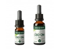 CBD Oil Raw (Medihemp) 2,5%