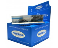 Futurola Blue Rolling Papers | King-Size