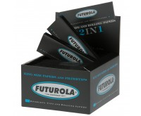 King-Size Rolling papers and tips (Futurola)