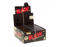 RAW Black Smoking Papers | King-Size Slim