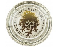 Glass Ashtray - Formerly Abused (85 mm)