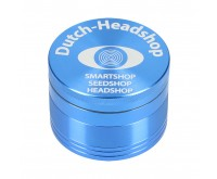 Aluminum Grinder 4 parts (Dutch-Headshop) 76 mm