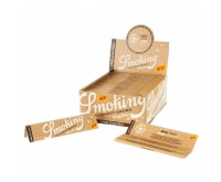 Smoking Brown Thinnest Papers | King-Size Slim
