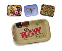 Rolling Trays Metal (RAW) 17,5 x 27,5 cm
