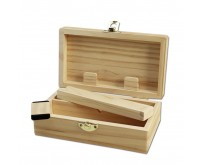 Stash Box Mini | Joint Roll Box Wood