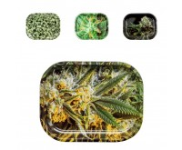 Rolling Trays Metal (V-Syndicate) 14 x 18 cm
