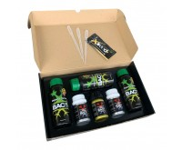 Starter Set Cannabis Nutrients Big Organic (BAC)