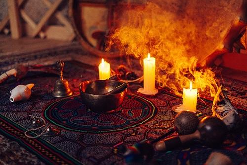 ayahuasca ceremonie