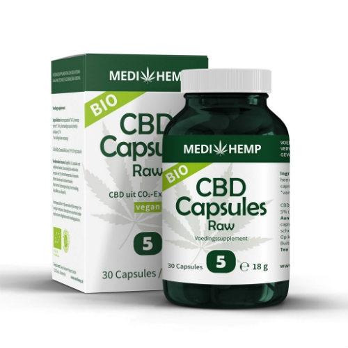 Medihemp CBD capsules Dutch Headshop